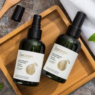 Bộ 2 chai nước dưỡng tóc tinh dầu bưởi pomelo Cocoon 140ml x2 thumbnail