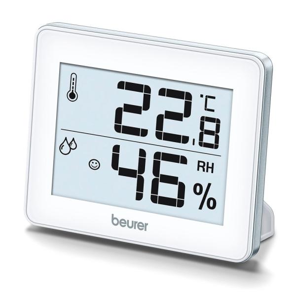 Nơi bán Nhiệt ẩm kế điện tử chính xác cao Beurer HM16 (Trắng)