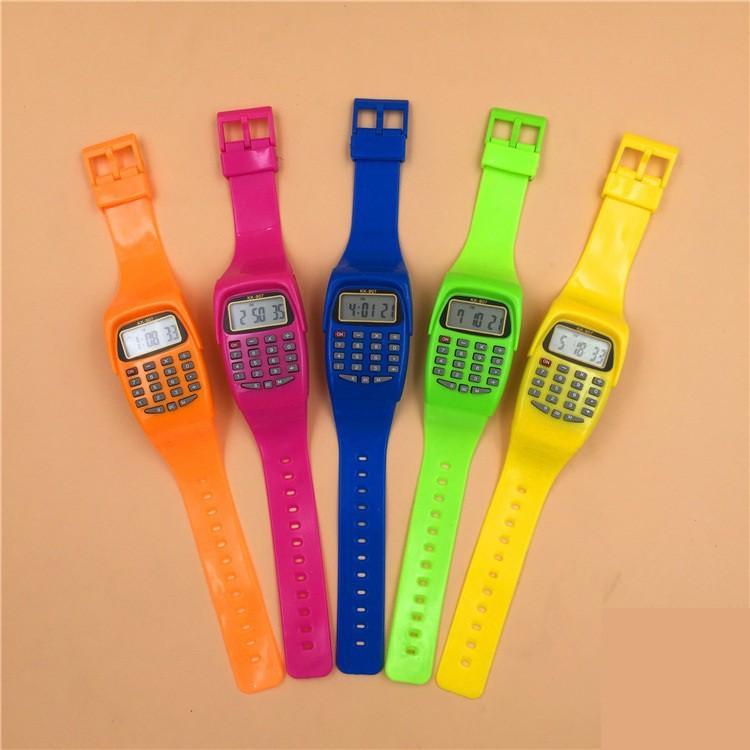 Nơi bán [GIÁ SỈ-TRẺ EM] Đồng hồ máy tính điện tử trẻ em
