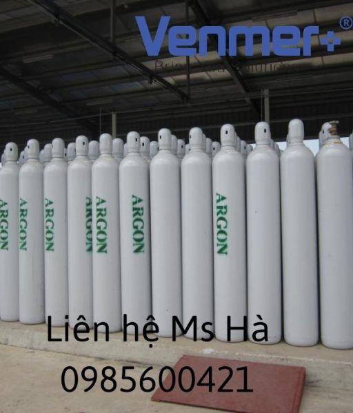 khí Ar tinh khiết 5.5