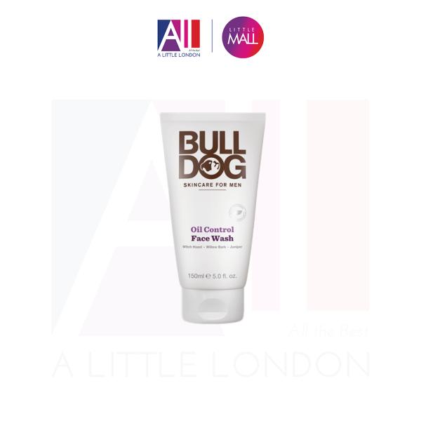 Sữa rửa mặt cho nam da dầu Bulldog Oil Control Face Wash 150ml (Bill Anh) cao cấp