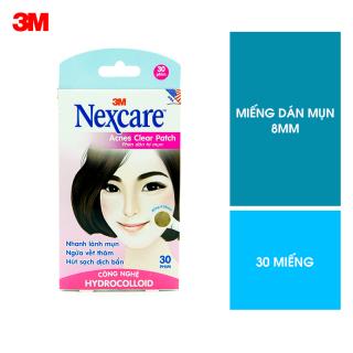Miếng dán mụn 8mm Nexcare 3M TA030 30 miếng thumbnail