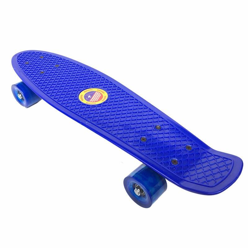 Giá bán Ván trượt Skateboard Penny thể thao siêu đẹp, Ván trượt thể thao gg24 chịu tải 100kg