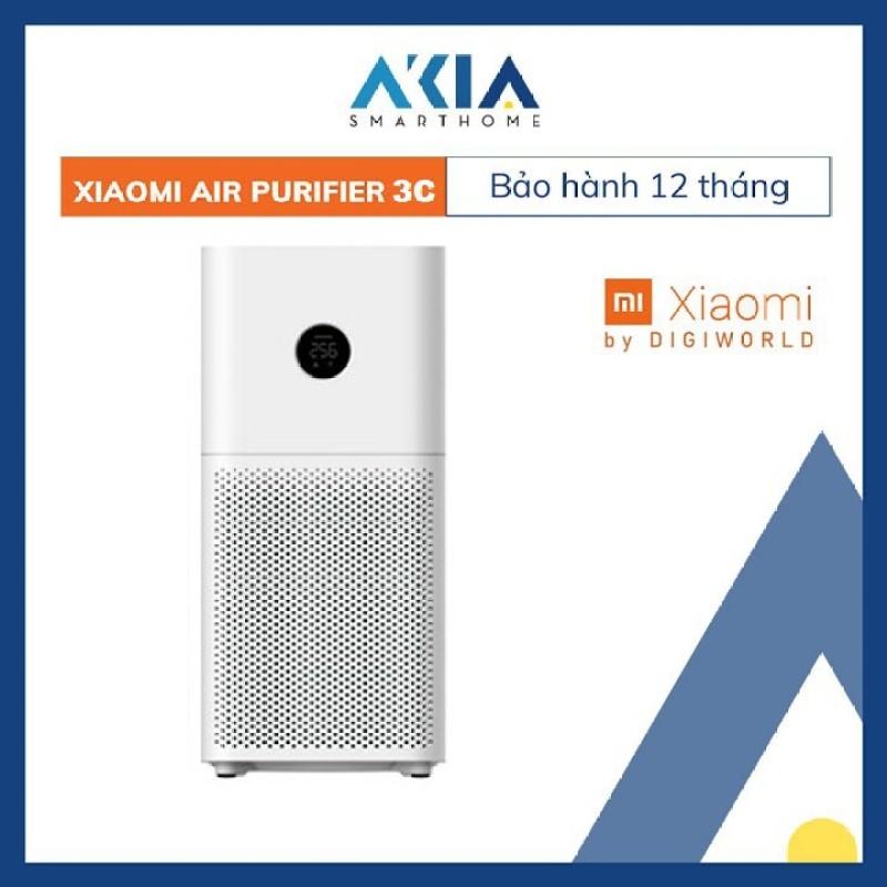 Máy Lọc Không Khí Xiaomi Air Purifier 3C - Hàng Chính Hãng Digiworld