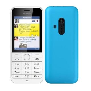 Điện thoại Nokia 220 Chính Hãng - 2 sim - Kèm Pin Sạc - Điện Thoại Giá Rẻ thumbnail