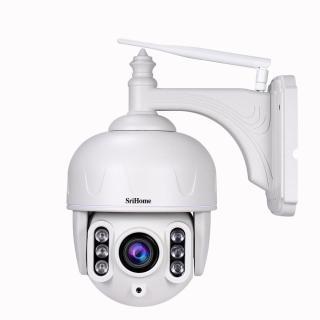 [HÀNG CHÍNH HÃNG] Camera Wifi Srihome ngoài trời 1296p 3MPX chống nước, zoom quang học 5X vỏ kim loại chống va đập SH028- Hình ảnh siêu nét, Wifi siêu khỏe thumbnail