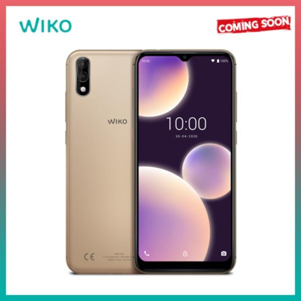 Điện thoại Wiko View 4 Lite - Ram 2GB, Rom 64GB, Pin 4000 mAh, Màn hình 6.52'', Camera sau 13.0 MP, Camera trước 5.0 MP - Hàng chính hãng