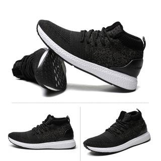 Giày cao cổ nam, sneaker nam, giày vải nam cổ bo thun ôm chân, thoải mái, hàng đẹp loại 1 PETTINO - LLKS03 thumbnail