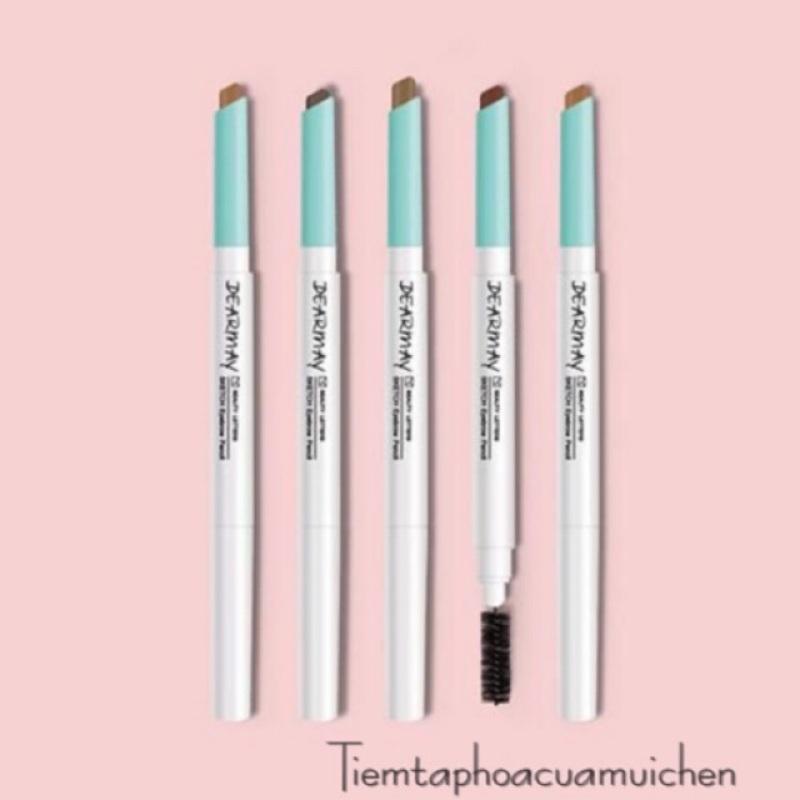 Chì Kẻ Mày Dearmay Sketch Eyebrow Pencil