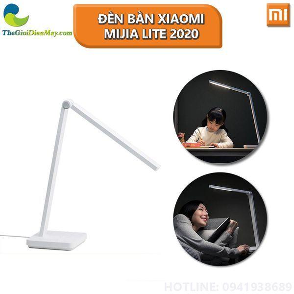 Đèn Bàn Xiaomi Mijia lite 2020 Chống Cận - Bảo Hành 6 Tháng - Shop Thế Giới Điện Máy