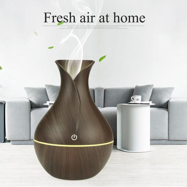 Bảng giá Máy phun sương Máy khuếch tán tinh dầu tạo ẩm cho phòng điều hòa 130ml tiện lợi ( Tặng lõi bông+Tinh dầu sả chanh nguyên chất 10ml)