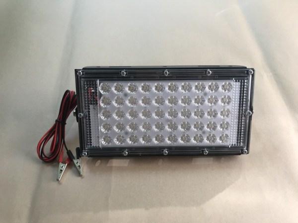 Đèn Led Pha 50W Ngoài Trời tiết kiệm điện 12v sáng trắng. Nguồn định dòng hợp kim nhôm, tuổi thọ cao Tiết kiệm điện lên đến 60% điện năng tiêu thụ