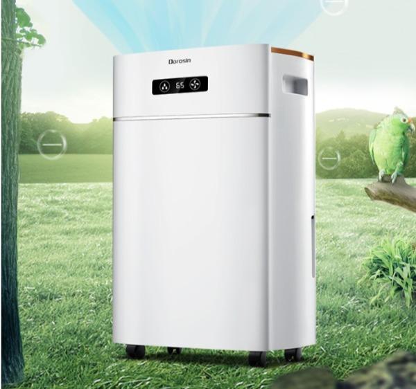 [Trả góp 0%](Hàng có sẵn) Máy hút ẩm Dorosin 20L ER-620-công suất lớn cho phòng 100m2-Hút ẩm và lọc không khí-Bảo hành 1 năm