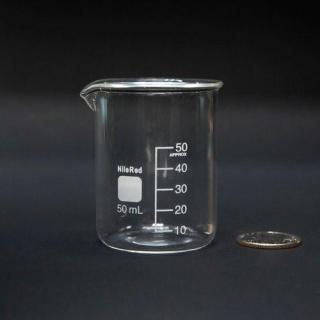 Cốc thủy tinh chịu nhiệt 50ml - COCTT50 thumbnail