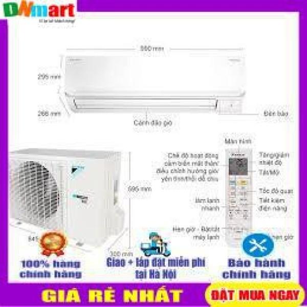 Bảng giá Điều hòa Daikin 18000BTU 2 chiều Inverter R32 FTHF50RVMV/RHF50RVMV