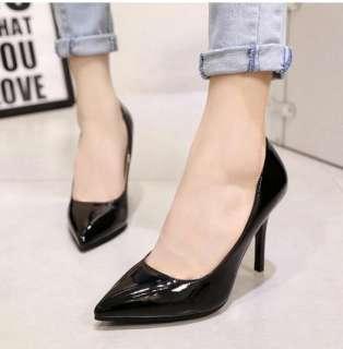 Giày cao gót xk0027 đen
