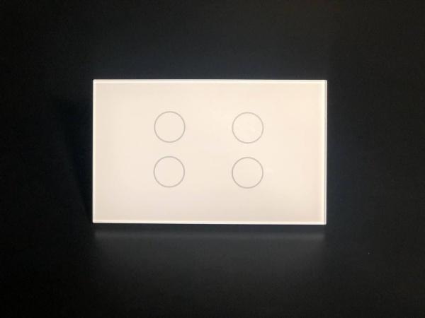Công tắc thông minh Tuya Wifi (1, 2, 3, 4 nút), Công tắc bình nóng lạnh 16A
