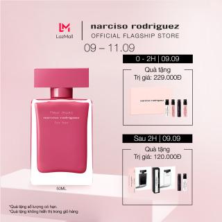 [VOUCHER 200K] Nước hoa nữ Narciso Rodriguez Fleur Musc For Her Eau De Parfum 50ml thumbnail