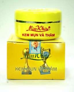 Kem Mụn - Ngừa Thâm Miss White - 6g Công Ty ( mẫu mới ) thumbnail