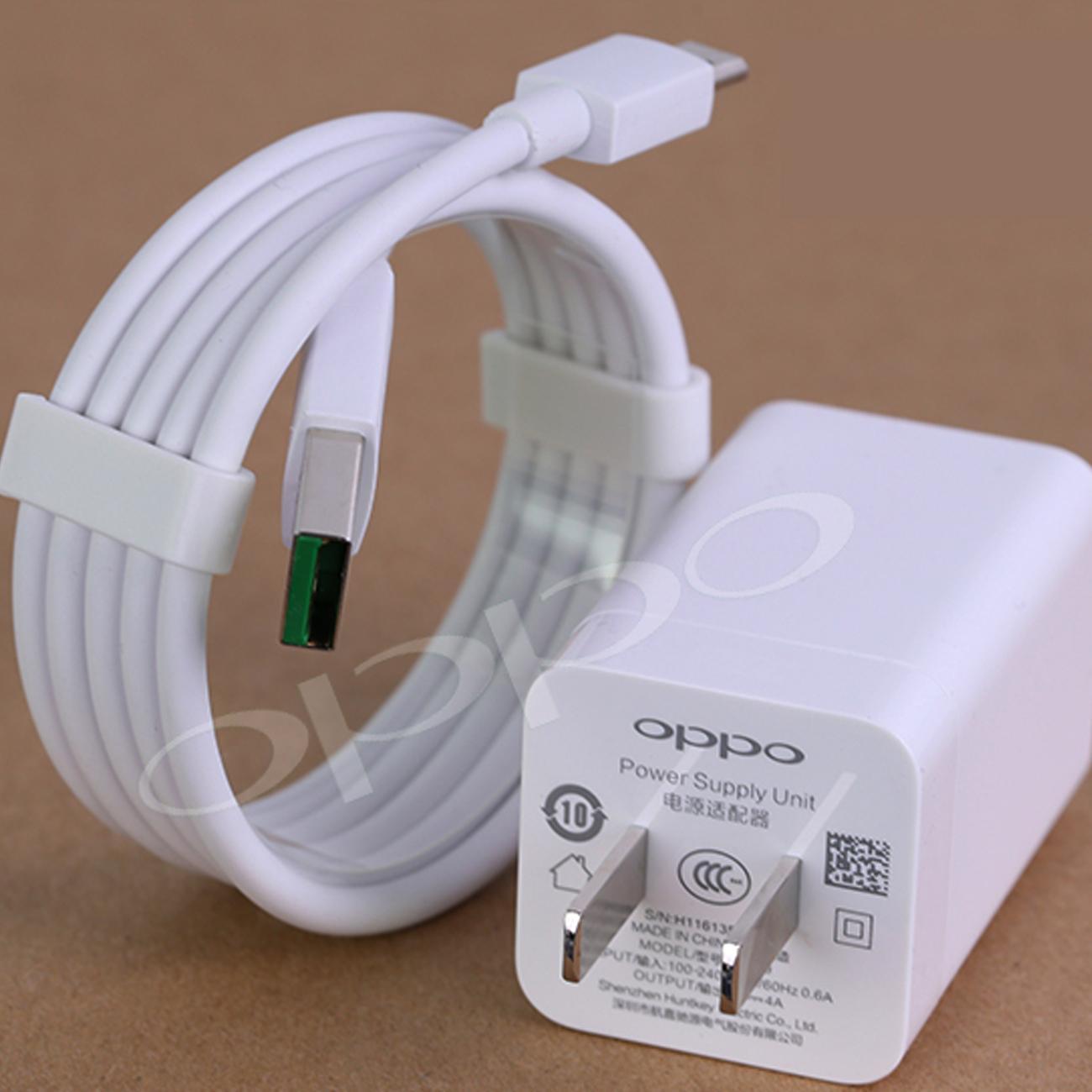 Bộ Cóc Sạc Nhanh OPPO 4.0 - AK779 dung cho cac dòng ĐT Oppo F3, Find 7, X9006, R7s, R7 Plus, R9, R9 Plus, R9s, R9s Plus, R5, N3, F1 Plus, F3 Plus, F9, F9+