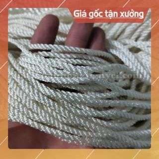 DÂY DÙ ĐAN LƯỚI, đan lưới, thả diều nhiều kích thước 2mm,3mm,4mm,5mm thumbnail