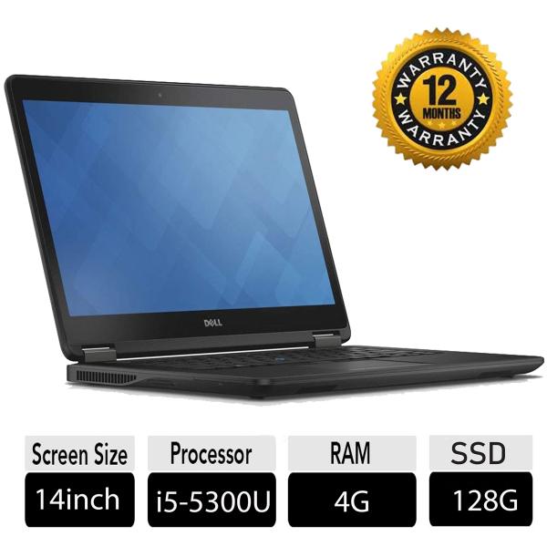Bảng giá Laptop Ultrabook Dell Latitude E7450 Core i7-5600u/ Ram 8gb/  SSD 256Gb/ 14 inch Full HD IPs - Hàng Xách Tay Mỹ Phong Vũ
