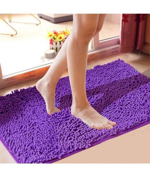 Thảm lau chân san hô sợi to thảm nhà tắm thảm lối ra vào