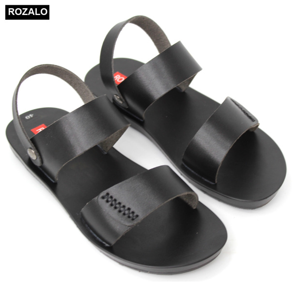 Dép sandal nam quai hậu Rozalo R3600 giá rẻ