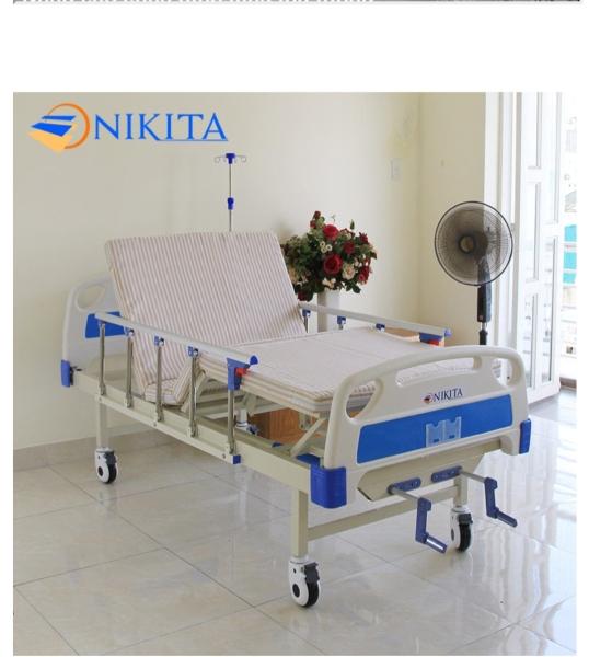 giường y tế đa năng nikita dcn03 [3 TAY - 10 CHỨC NĂNG ]