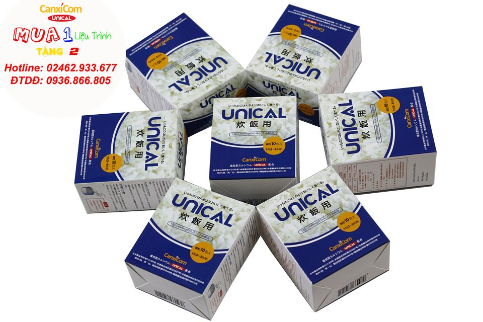 Canxi Unical for Rice - Canxi Cơm Nhật Bản cao cấp