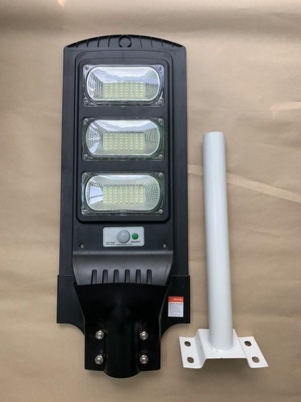 Bộ đèn đường liền thể năng lượng mặt trời 150w sáng trắng