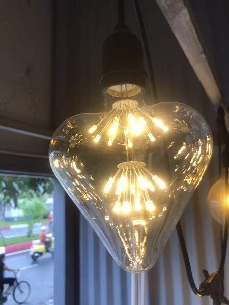 Đèn Led Trang Trí Trái Tim Loại 1 - Edison