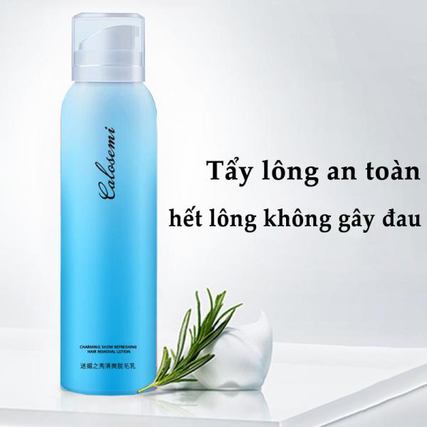 Xịt tẩy lông nách, chân, tay, ngực vĩnh viễn. nội địa trung giúp làm sạch tẩy hết lông không gây đau an toàn hiệu quả nhanh chóng dùng được cho nam và nữ