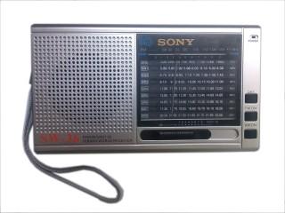 Bán Đài Radio FM Hang Sony SW-36, Đài FM Người Già, Radio Chuyên Dụng, Đài RADIO Nghe Nhạc USB, Thẻ Nhớ Loa Nghe Đài FM Sony SW-36 , Đài FM Sóng Tốt, Âm Thanh Rõ Nét, Bền, Đẹp, Món Qùa Ý Nghĩa Cho Người Cao Tuổi . thumbnail