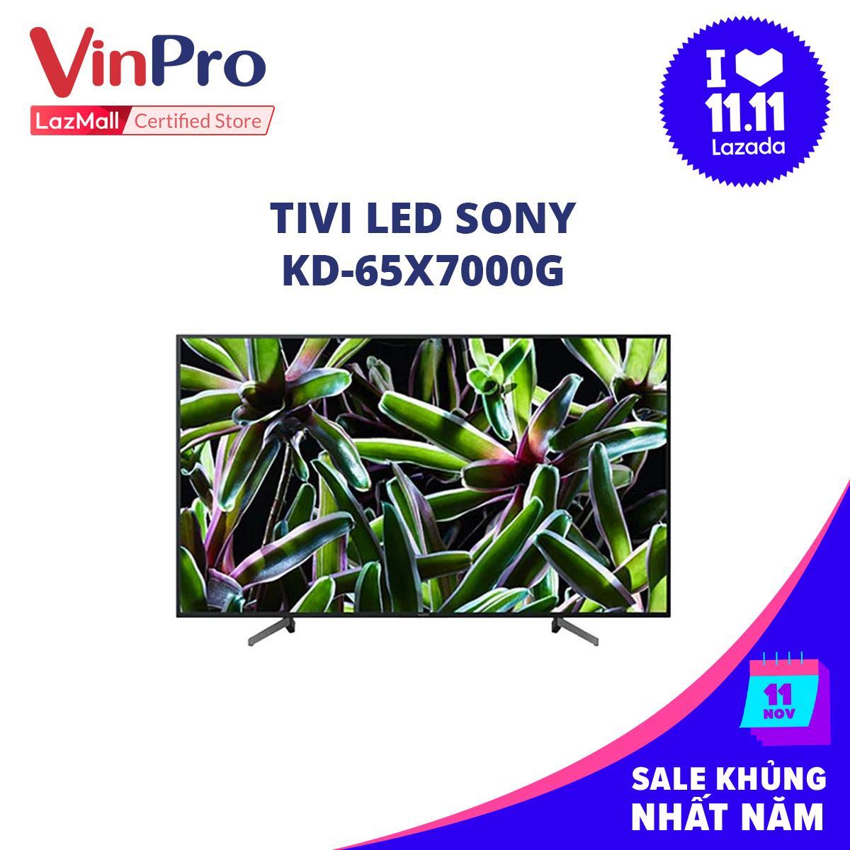 Bảng giá TIVI LED SONY KD-65X7000G