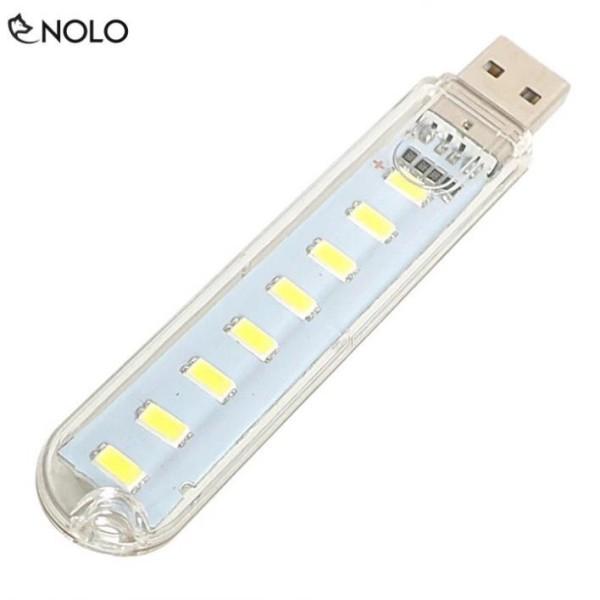 Bảng giá Bộ 2 Đèn 8 Bóng Led Siêu Sáng Cắm Dùng Nguồn USB Công Suất 1,4W