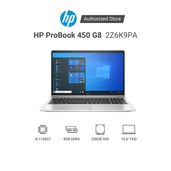 Bảng giá [VOUCHER 2 TRIỆU] Laptop HP ProBook 450 G8 2Z6K9PA i5-1135G7 | 8GB RAM | 256GB SSD | Intel Iris Xe Graphics | 15.6 FHD | DOS Phong Vũ