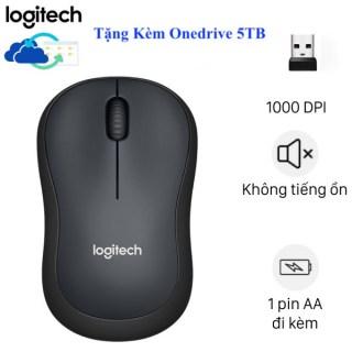 Giá rẻ Chuột Logitech M220 Silent thumbnail
