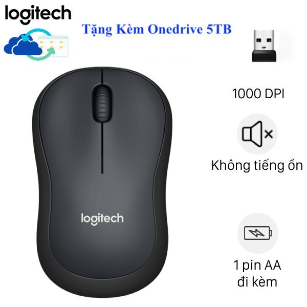 Bảng giá Giá rẻ Chuột Logitech M220 Silent Phong Vũ