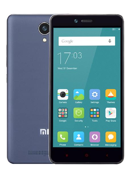 Điện Thoại SMARTPHONE Xiaomi Redmi Note 2 (2gb/16gb) màn hình to 5.5 inch, có tiếng việt