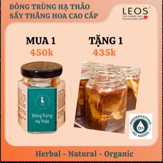 Đông Trùng Hạ Thảo (Sấy Thăng Hoa Cao Cấp) có kiểm định chất lượng dinh dưỡng - HANDMADE by LEOS - The Herb Lab thumbnail