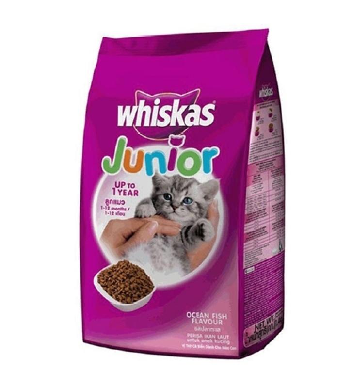 Whiskas - Junior Ocean fish 1.1kg