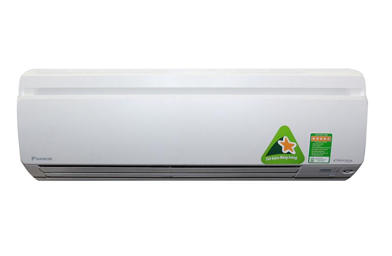 Máy lạnh Daikin 1.5 HP FTKS35GVMV, nhập thái lan, Từ 15 - 20 m2  ,Phin lọc khử mùi xúc tác quang Apatit Titan,  Lá tản nhiệt bằng Nhôm