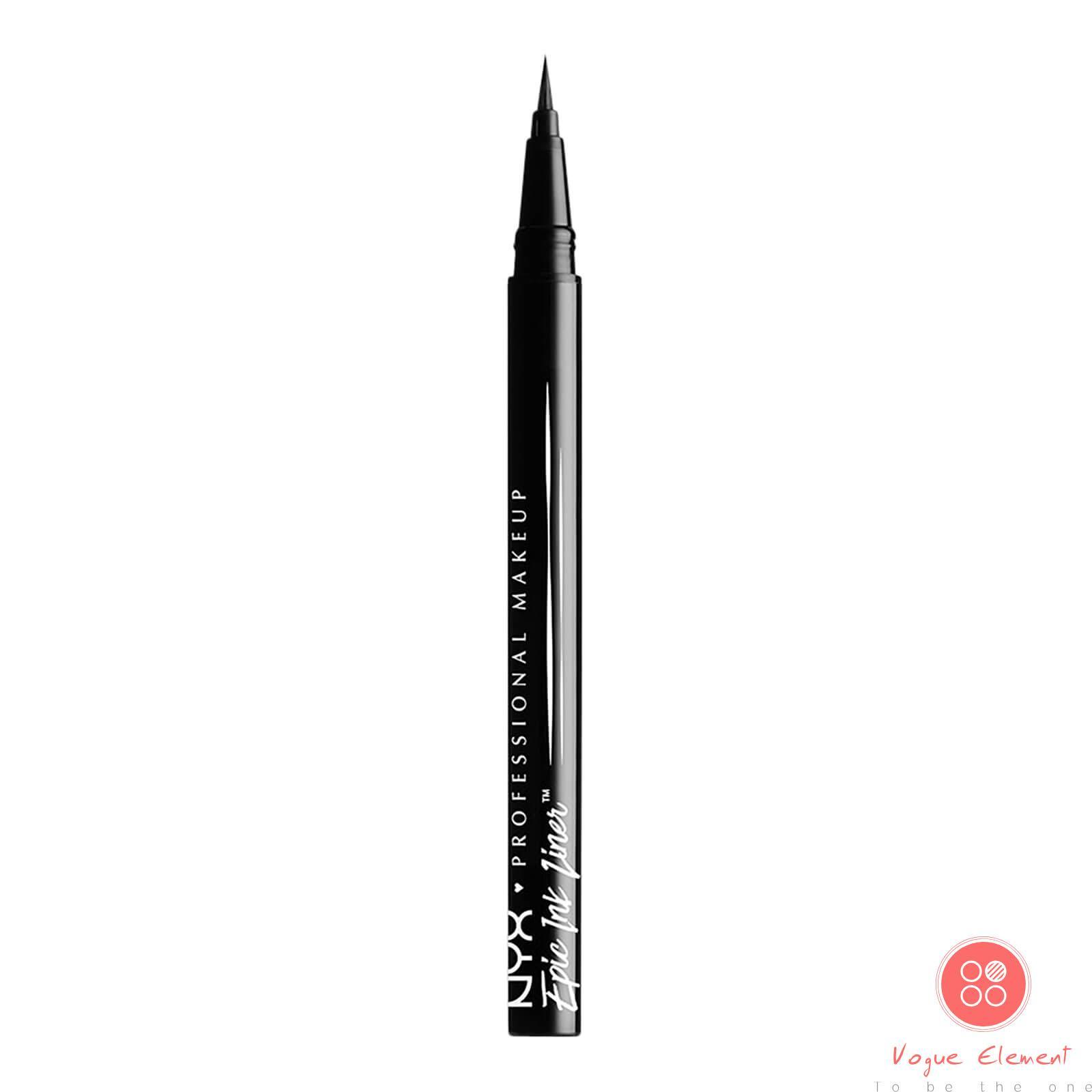 [Có giảm giá] Mẫu mới 2020 Bút kẻ mắt nước NYX chống nước không lem trôi- eyeliner tốt nhất