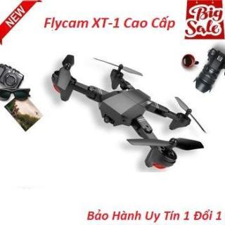 The gioi di dong, Flycam Mini Giá Rẻ , Máy Bay Điều Khiển Từ Xa XT-1 Quay Phim, Chụp Ảnh Full HD 720P , Thiết Kế Cánh Có Thể Gập Vào Được Rất Dễ Dàng Mang THeo- Sale 50% Ngay Trong Hôm Nay thumbnail