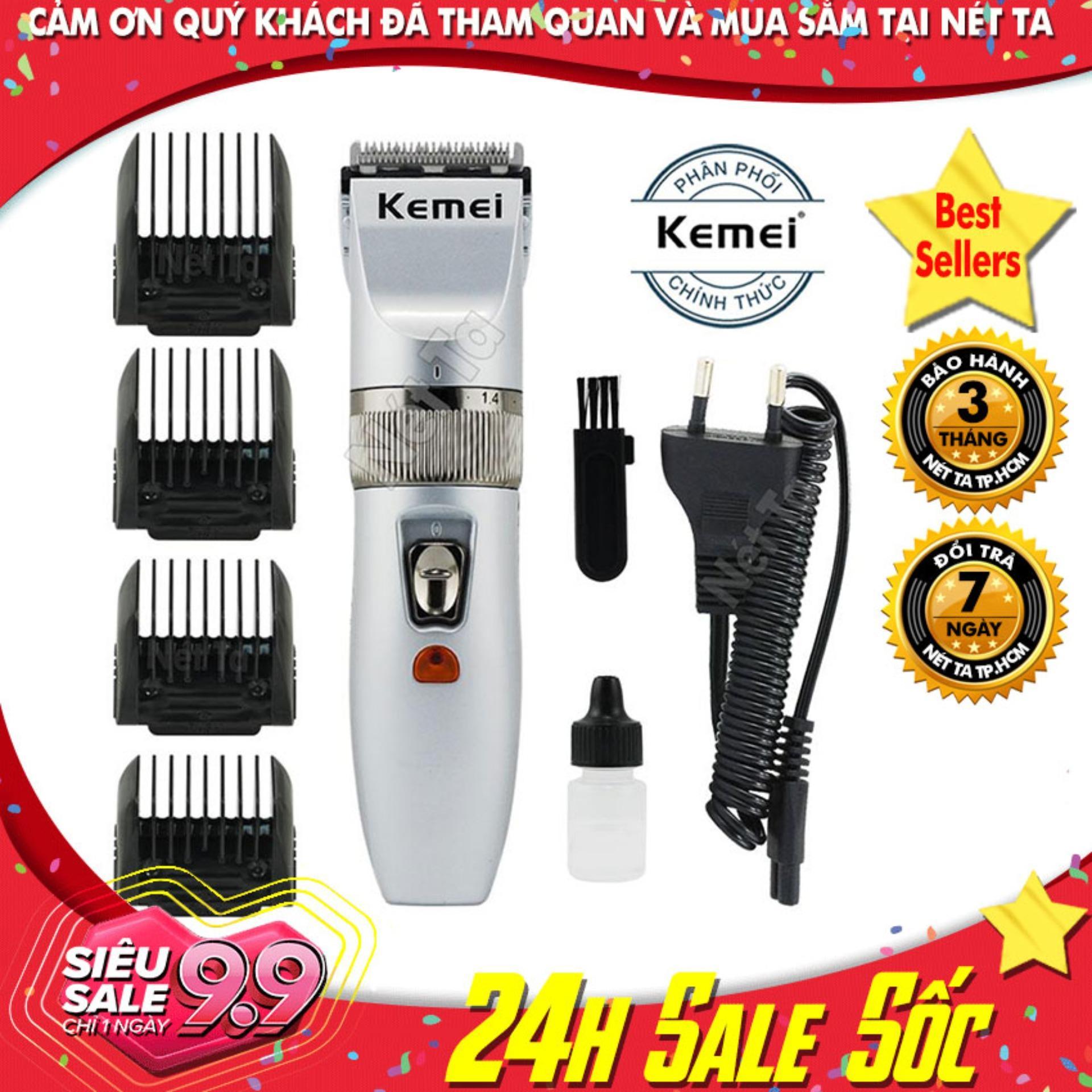 Giá Tông đơ cắt tóc gia đình KEMEI KM-27C