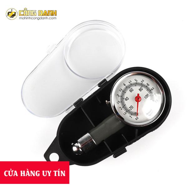 Đồng hồ đo áp suất lốp xe máy, ô tô hàng chất lượng cao