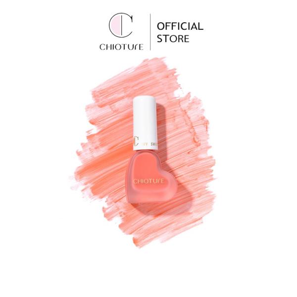 Má hồng Chioture, má hồng dạng kem Chioture My Sweet Heart Blusher lì màu giúp đôi gò má mịn màng và ửng hồng tự nhiên giá rẻ