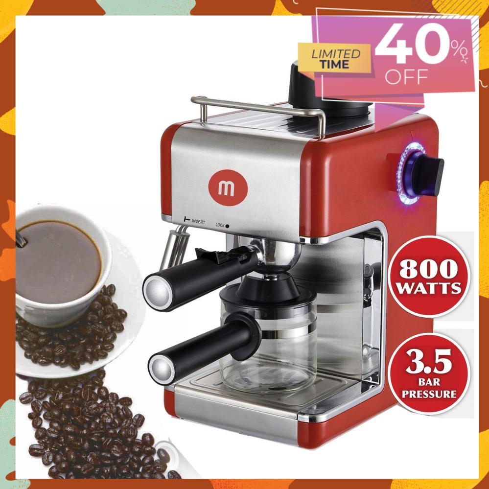Máy pha cafe espresso và capuchino Mishio MK05