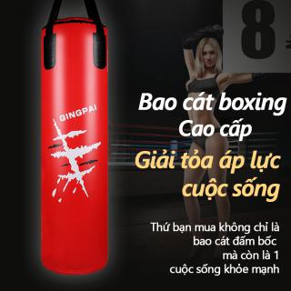 Bao cát boxing đấm bốc hiệu JINGPAI tập quyền đạo, bao cát dạng treo tập gym đấm bốc kiểu Thái dụng cụ tập gym tại nhà camry 2